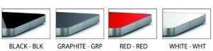 Стойка под телевизор Sonorous PL 2700-RED-SLV - 1
