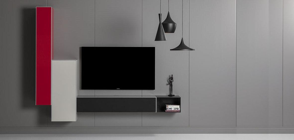 Покупаете мебель в гостинную для ТВ на заказ? Тогда обратите внимание. - 1