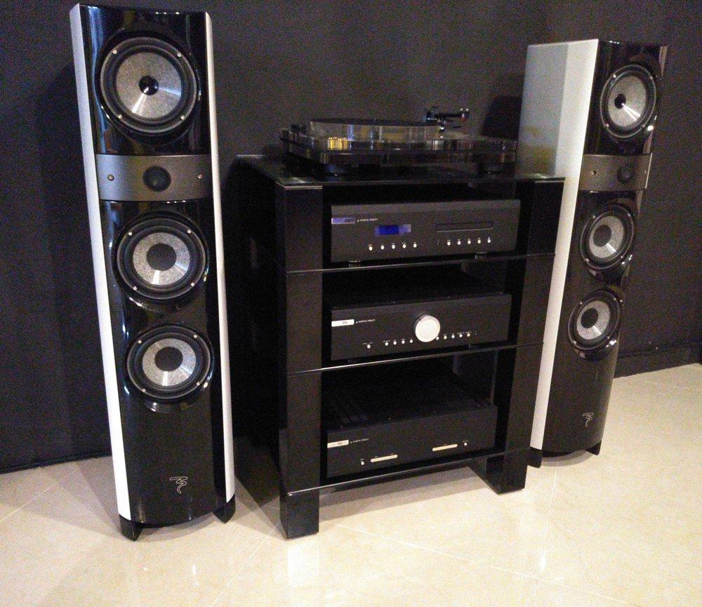 Стойка Sonorous RX-5040-B-HBLK