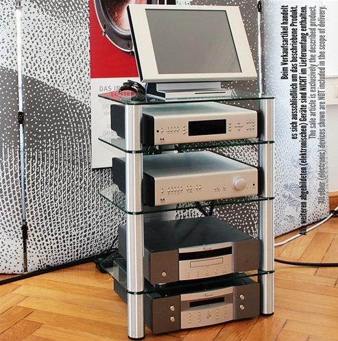 Стойка под AV-компоненты Sonorous RX-2140-C-SLV