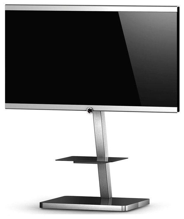 Стойка под телевизор Sonorous PL 2710-GRP-SLV с телевизором