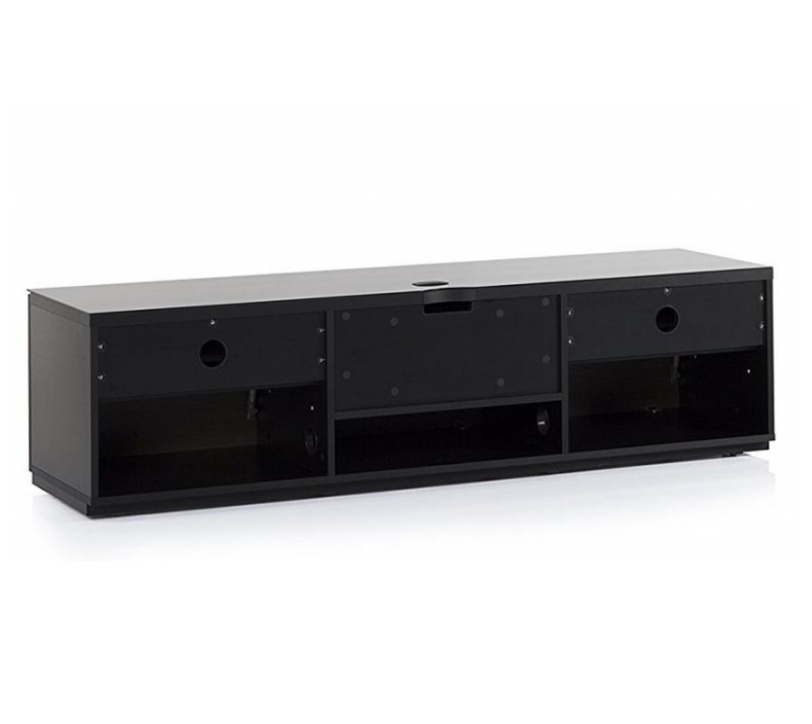Тумба под телевизор Sonorous ST 160I-BLK-BLK-BS