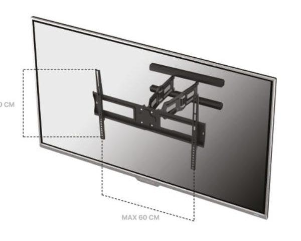 Крепления для больших TV