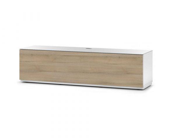 Тумба для ТВ Sonorous STA 160 белый корпус/фасад MOLINA