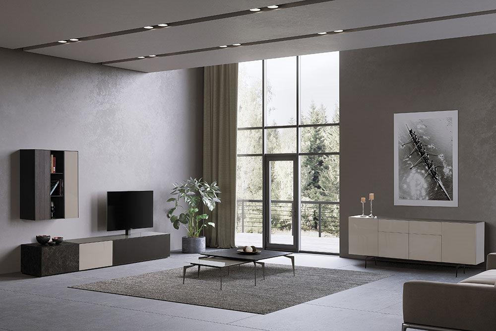 Тумбы под телевизор в гостинную от Sonorous