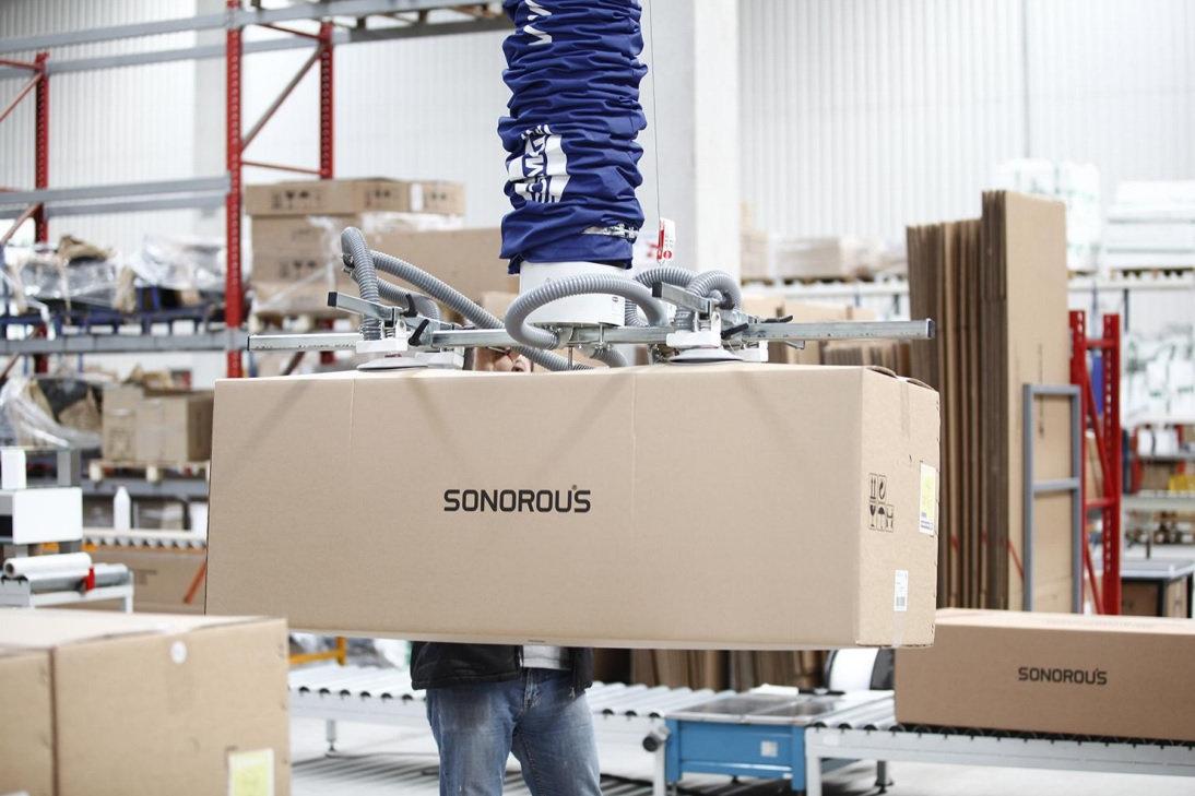 О бренде SONOROUS - 10