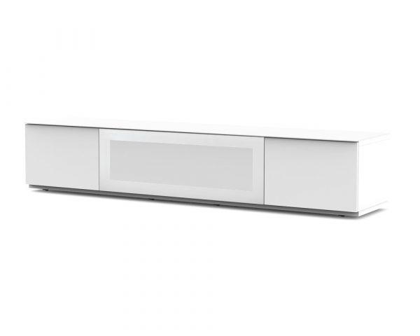 ТВ тумба Sonorous STA 200I (белое стекло)