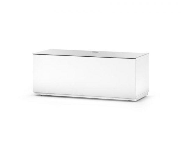 Тумба для ТВ Sonorous STA 110 белый корпус/белый фасад ДСП