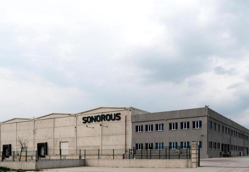О бренде SONOROUS - 13