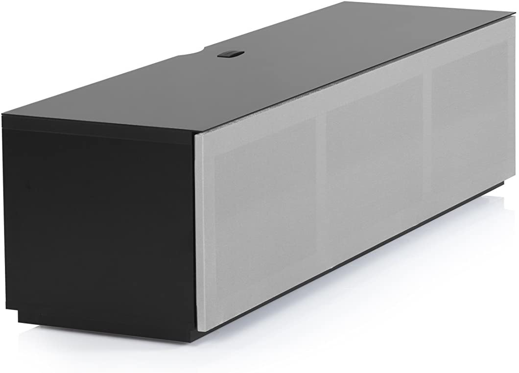 Тумба под телевизор Sonorous STA 160T-BLK-GRY-BS-side