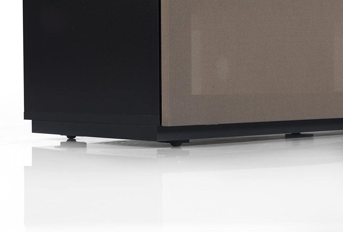 Тумба под телевизор Sonorous STA 160T-BLK-OLV-BS
